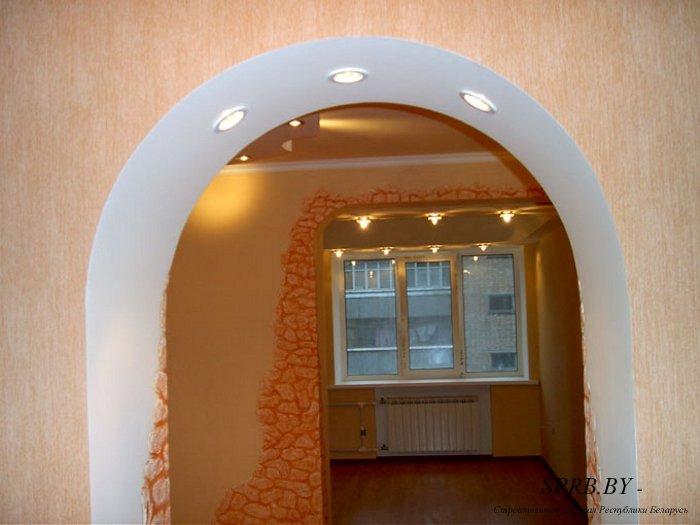 Как сделать арки