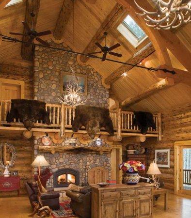 Отделка деревянного дома. Полезные советы и фото.