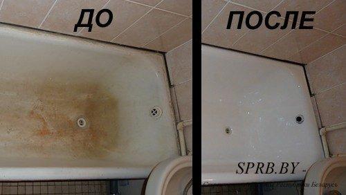Реставрация ванны в домашних условиях своими руками