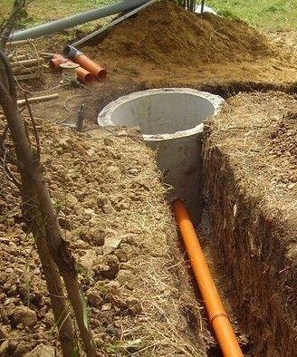 Монтаж канализации в частном доме видео