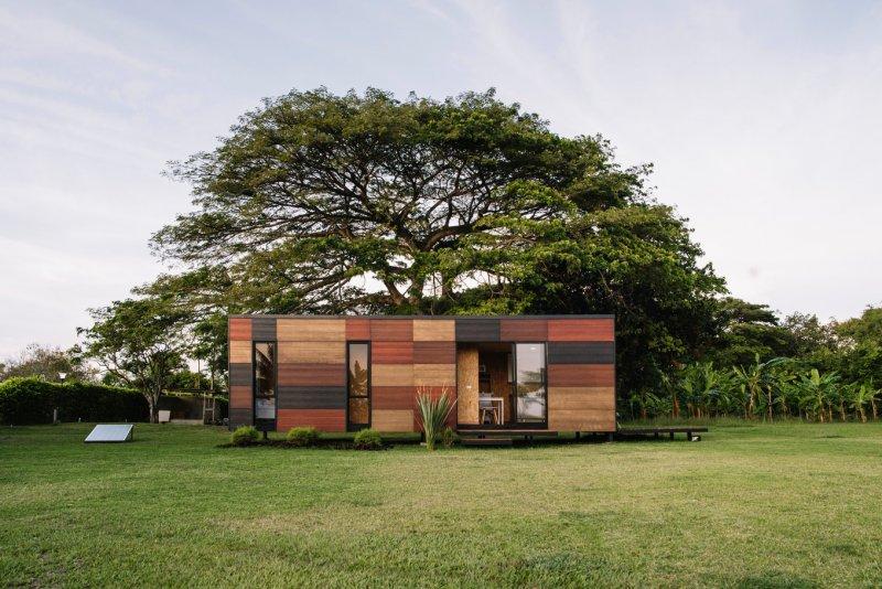 Модульный дом Vimob