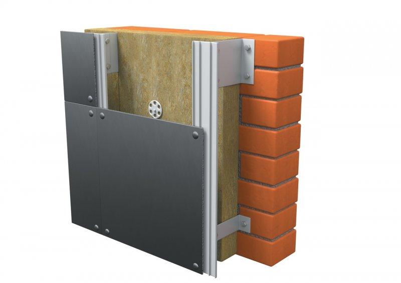 Устройство навесных вентилируемых фасадных систем: четыре (4) ошибки, которые нужно избегать