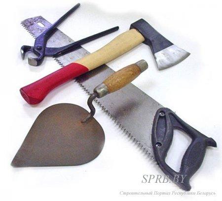 Какой инструмент выбрать для строительства дома?