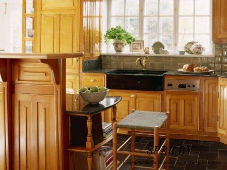 Дизайн кухни.  Как его выбрать? (фото)