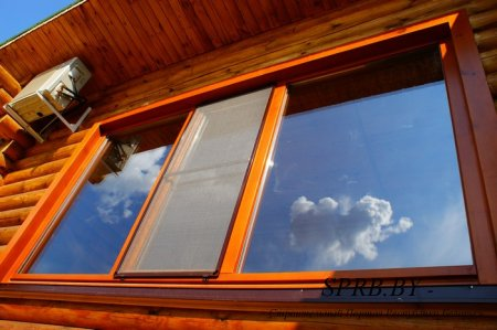 Окна для дачного дома