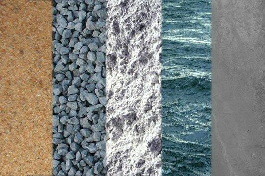 все про бетонная смесь