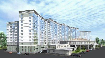 Многофункциональный жилой комплекс «Белла Виста»