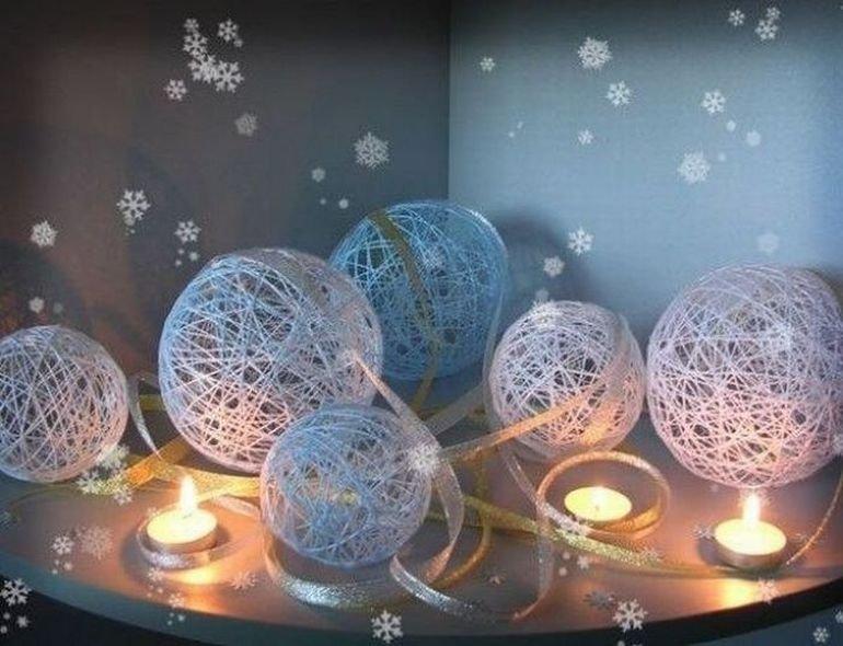 Новогодние интерьеры и Рождественские украшения.