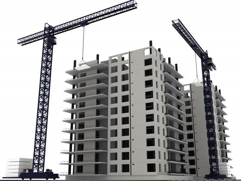 В Минске в 2016 году планируется построить 735 тыс. кв.м жилья