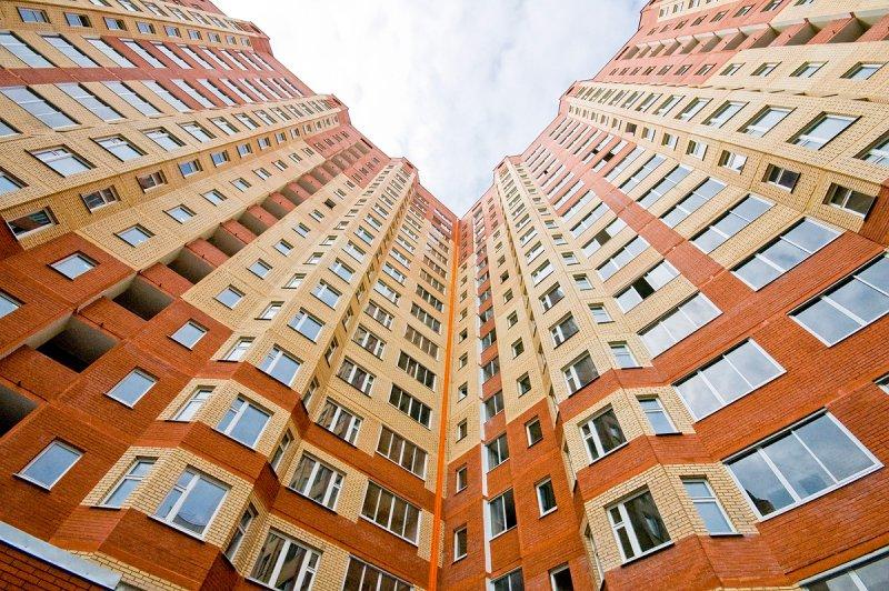 Более 30% жилья в Минске в 2015 году построено для нуждающихся