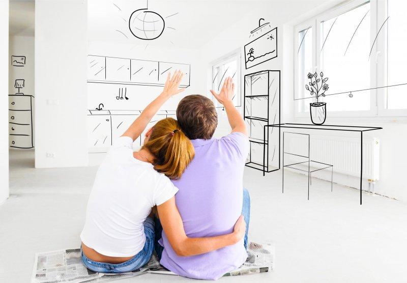 Как расставить мебель по фэншую в кухне, гостиной, спальне и прихожей