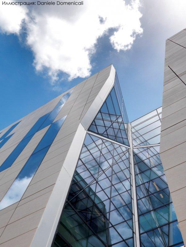 Стекло SunGuard® Neutral – отражение трендов современной архитектуры
