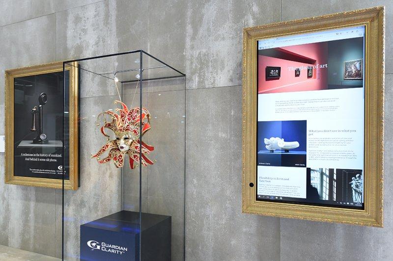 Вдохновение стеклом: компания Guardian на glasstec 2016