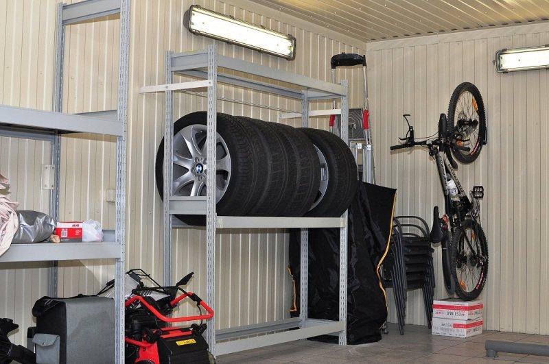 Идеи для гаража.