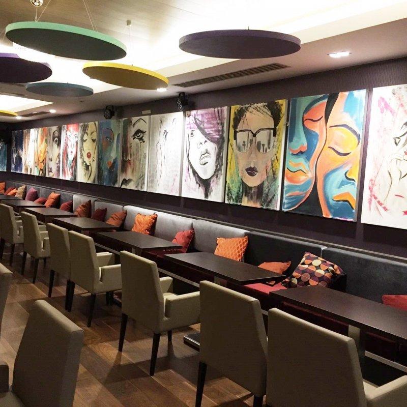 Дизайнер Наталья Василенко: «Для себя я поняла, что с материалами ECOPHON можно сделать любой дизайн помещения»
