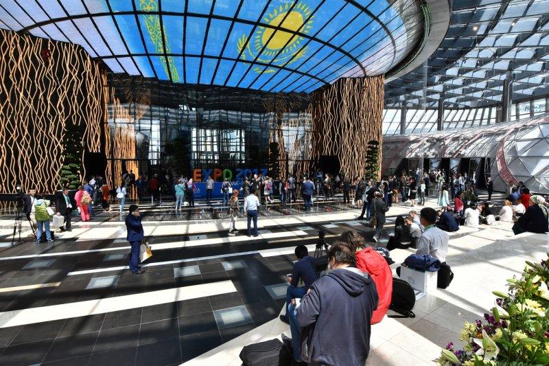 Кейс. Экспо-2017 Астана