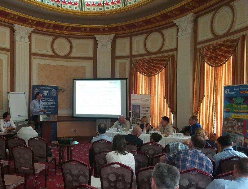 Эксперт ТЕХНОНИКОЛЬ поделился с белорусскими нормотворцами опытом в области повышения энергоэффективности зданий