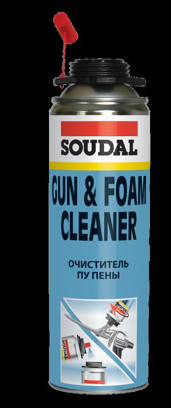 Уборка после ремонта с Soudal